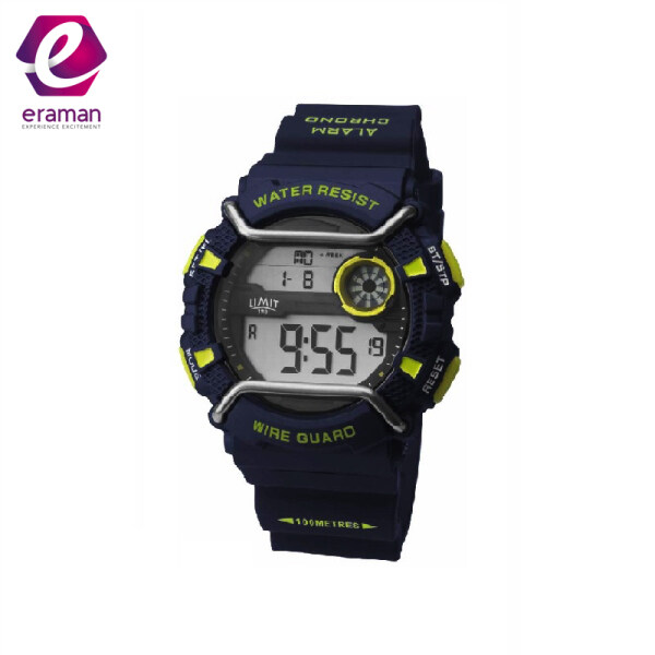 LIMIT Sports Blue Digital 5946 Malaysia