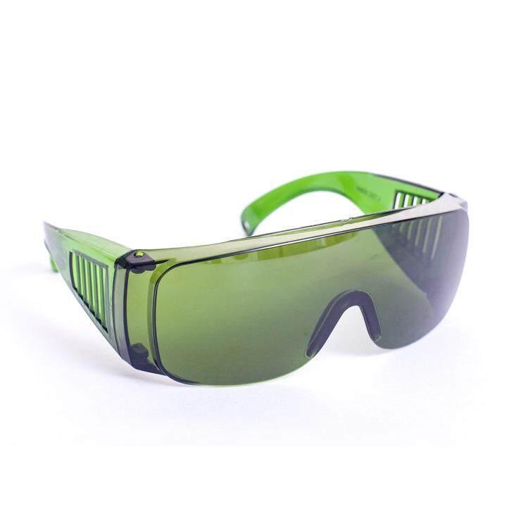 Laser Kacamata Pelindung Kacamata 405nm 445nm 650nm Merah Biru Blue Violet Laser Perlindungan Mata Safety