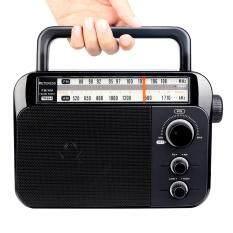 ZYU Cho Retekess TR604 AM FM Di Động Bóng Bán Dẫn Analog Đài Phát Thanh Stereo Kỷ Lục Thế Giới Ban Nhạc Đầu Thu