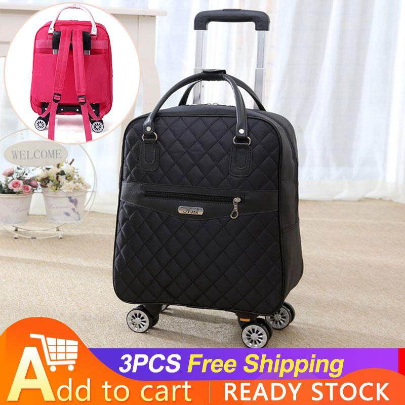 6bea2a4393b2 TF travel luggage bag fashion suitcase trolley bag travel bag Korean  shoulder bag waterproof Oxford cloth