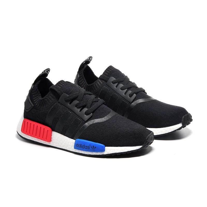100% authentic 88695 65edf FAST SHIPPINGOriginal Kasut adidas Originals NMD Runner shoes men women kids  running sneakers