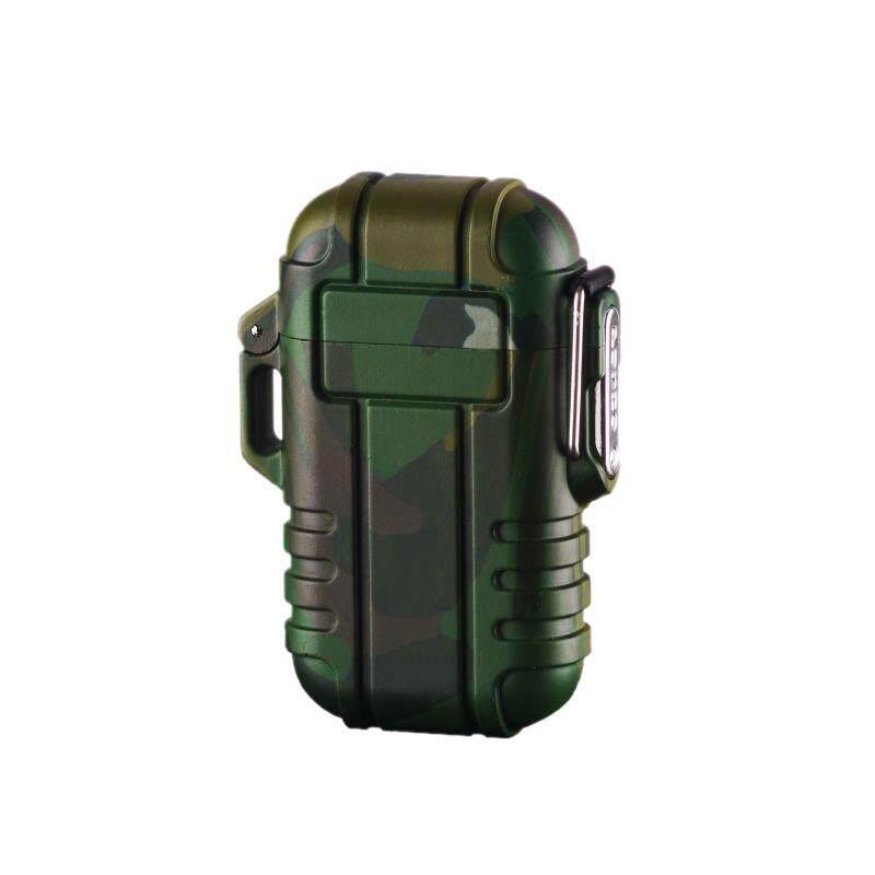 Lichtbogen Feuerzeug wasserdicht - Outdoor Double Arc Lighter waterproof