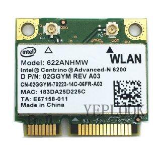 Wireless-N Cho Intel 6300 633ANHMW 450Mbps Băng Tần Kép 2.4G 5G Bluetooth 4.0 Wifi Mini Thẻ Không Dây PCI-E 802.11a G N Phiên Bản Phổ Biến Cho Latitude E6520 E6510 E6420 Cho Thiết Bị Quảng Cáo, thiết Bị Điều Khiển Công Nghiệp thumbnail