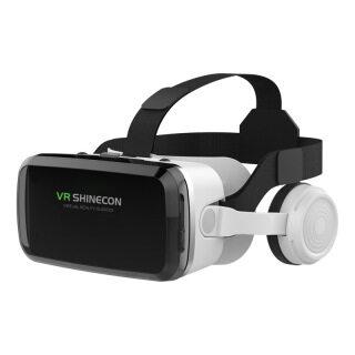 Zealot VR Tai Nghe Tương Thích Với Điện Thoại iPhone Và Android, Kính 3D Điều Khiển Từ Xa Tai Nghe Thực Tế Ảo HD Thoải Mái Có Thể Điều Chỉnh Khoảng Cách Dành Cho Điện Thoại 4.7-6 Inch thumbnail