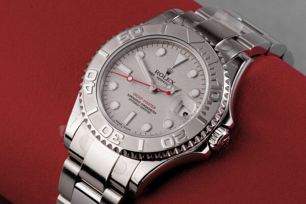 [14 Days Money Back Guarantee]Rolex_Perpertual Date - Yacht Master_Collection Man Watch Malaysia