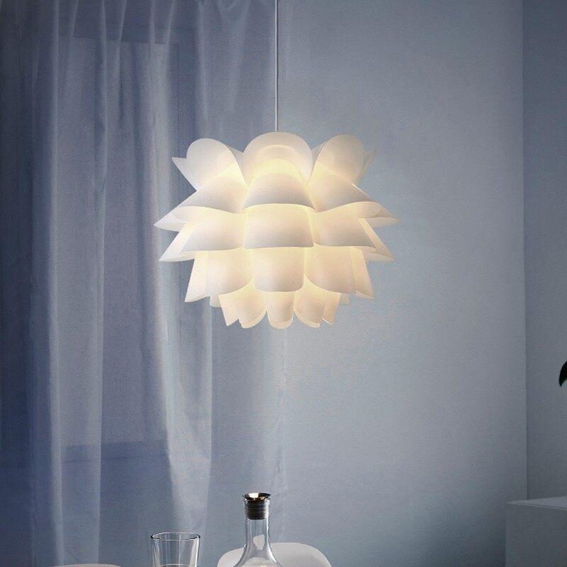 Đèn Chụp Đèn Hoa Sen Hiện Đại Đèn Chụp Đèn Trần, Trang Trí Nhà Cửa