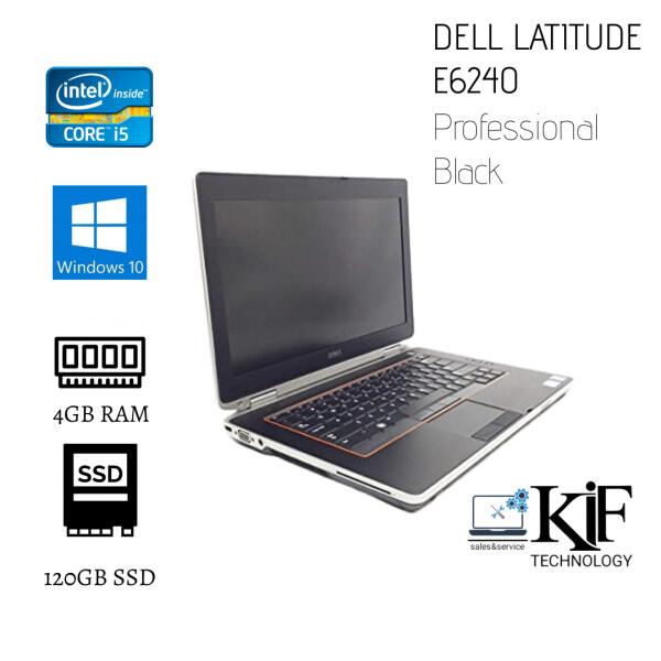 [Laptop Budget] Core i5 / 4GB RAM / 120GB SSD (Dell Latitude E6420) Malaysia