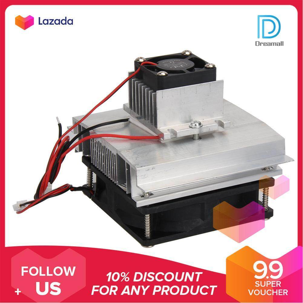 DreamallDIY Thermoelectric Peltier Refrigeration Cooling System Kit Cooler Malaysia