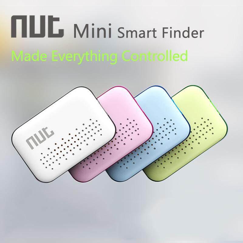 Nut mini Smart Tag GPS Bluetooth Tracker Tracking Key Finder Locator Sensor  Locator Sensor Alarm Anti Lost Wallet Pet Child Kid Locator For Phone