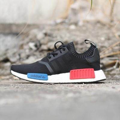 9377cb8e3 READY STOCK100%original Adidas NMD R1 PK Boost men s shoes breathable√