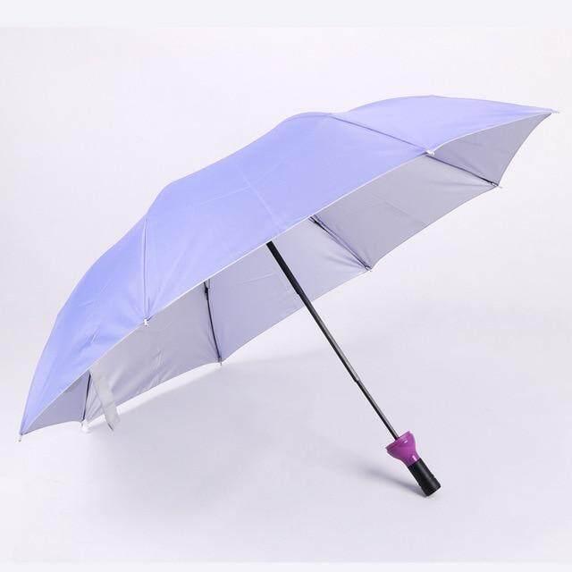 Nuevo creativo de las mujeres paraguas botella de vino 3 plegable sol-lluvia UV Mini paraguas para los hombres y las mujeres regalos de lluvia paraguas venta,Púrpura