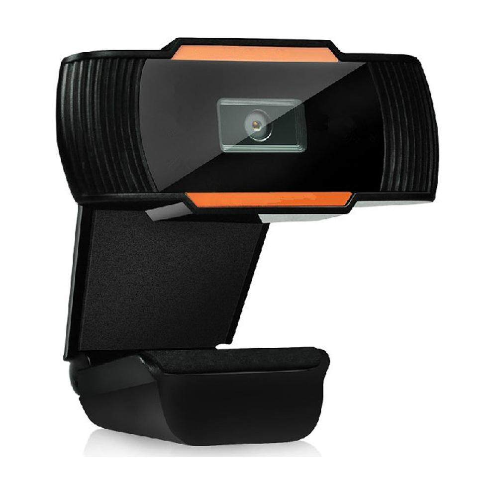 USB 12.0MP HD Camera Web Cam 360 MIC Clip-on for Skype Computer