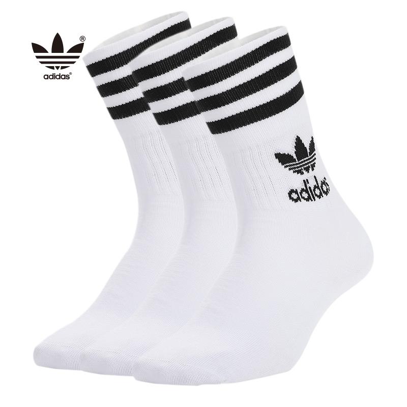 Comienzo Danubio busto  Adidas Men's socks women socks sports socks 2020 summer new casual  breathable high top socks GD3575   Lazada Singapore