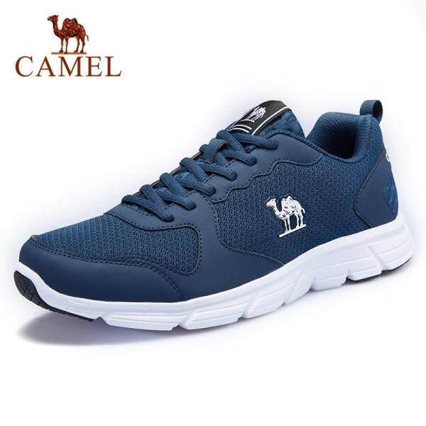 Camel Giày Nam Giày Thể Thao Đơn Giản Trọng Lượng Nhẹ Chạy Thể Dục Giày