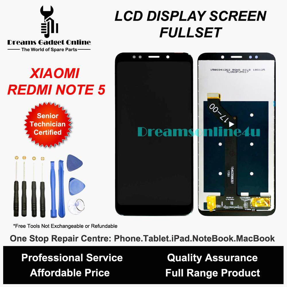 Replacement LCD Touch Screen Digitizer for XiaoMi REDMI NOTE 5