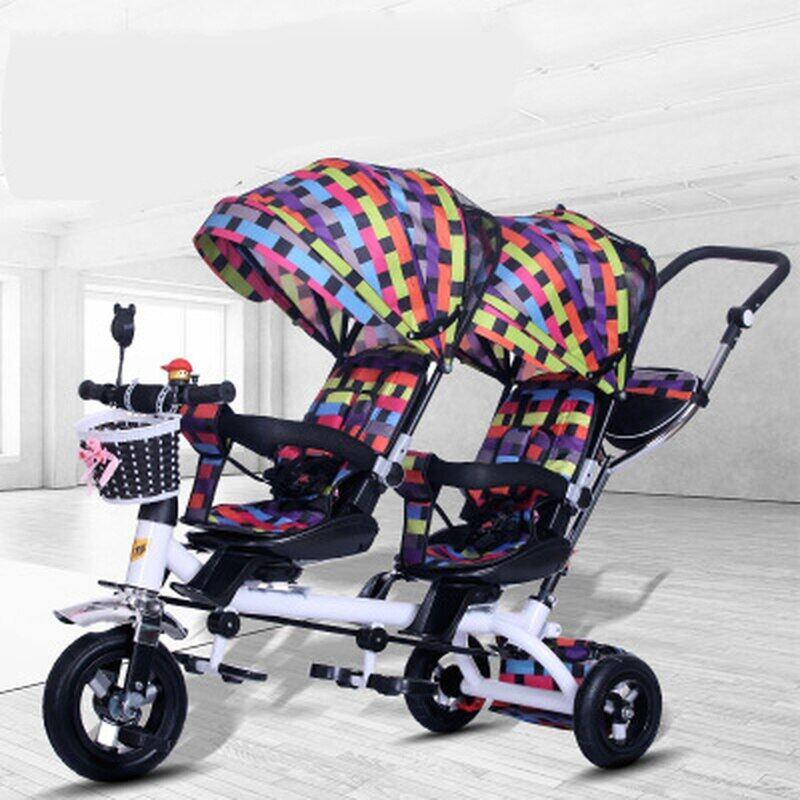 26+ Stroller bayi kembar tiga info