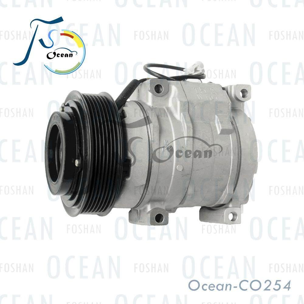 10s15c Aksesoris Kendaraan Suku Cadang Otomotif Aksesoris Kompresor Ac Untuk Toyota Hilux Toyota Hiace-2.5l Sistem Pendingin Udara By Foshan Ac Ocean.