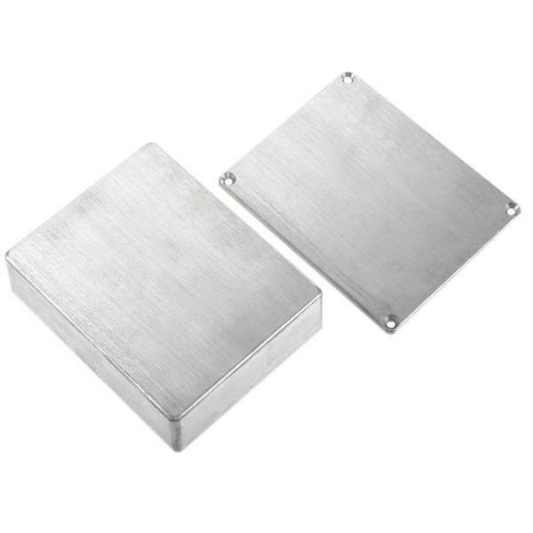 2PCS Diecast Aluminium Electronics Project Box Case Enclosure in strument 1590BB Style Guitar Effects Aluminium Stomp Box for Guitar Parts & Accessories Malaysia