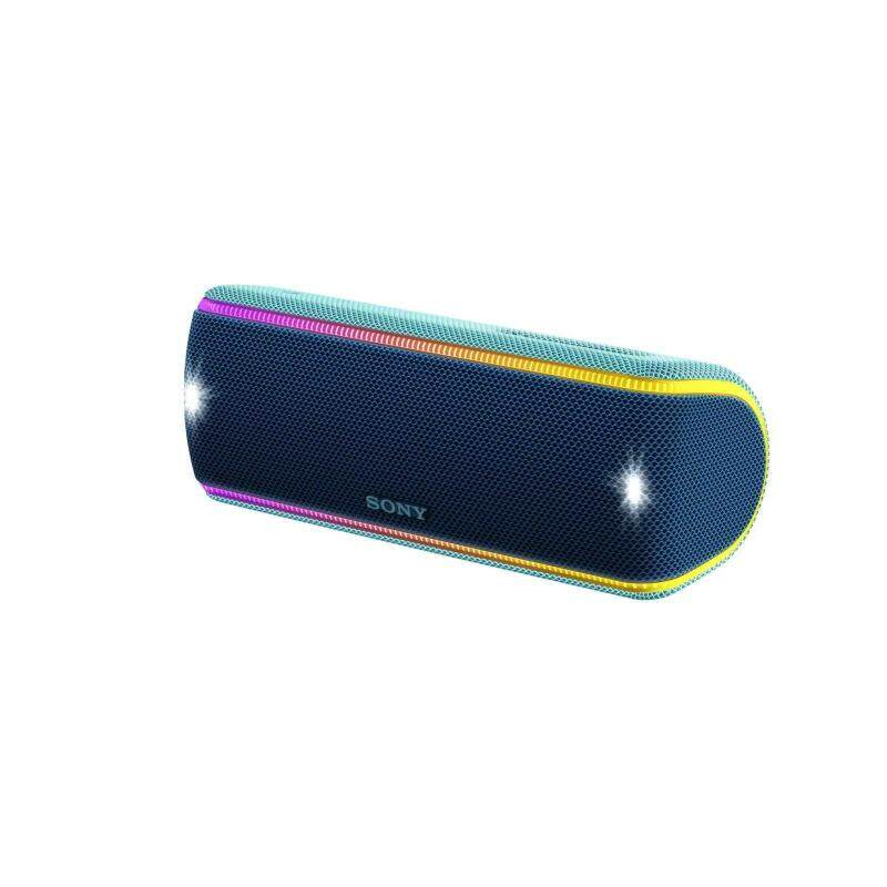 Sony SRS-XB31 Portable Wireless Bluetooth Speaker, Blue Singapore