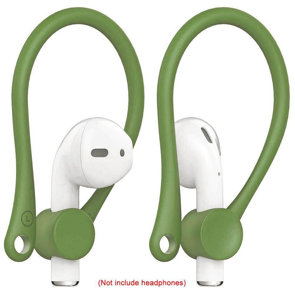 2 Móc Tai Nghe Mini Bluetooth Chống Rơi BOMO, Giá Đỡ Tai Nghe Cho Air-Pods 1 2