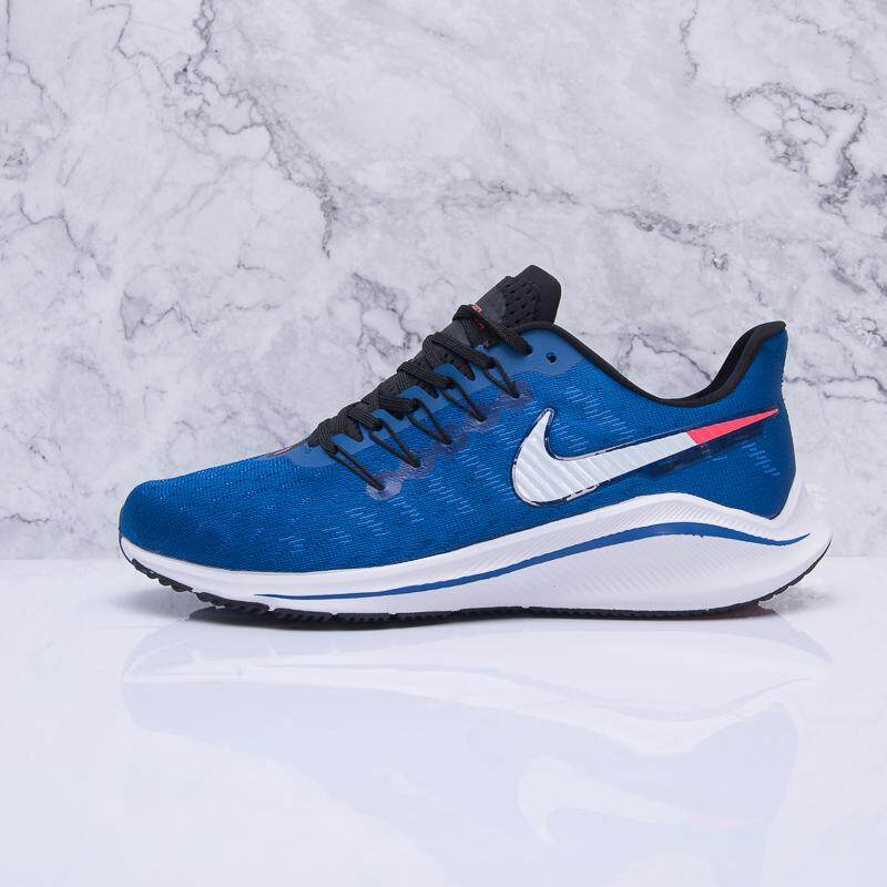 the best attitude 99204 2fcfe Nike men s shoes landing shoes ZOOM14 mesh light travel shoes casual sports  shoes AH7857