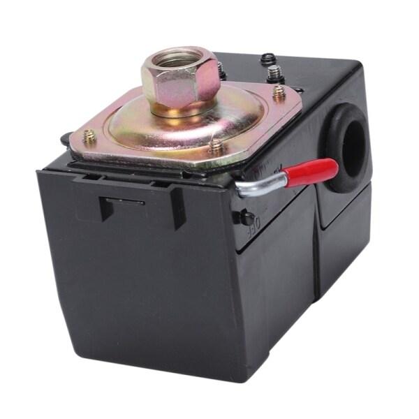 1Pcs Air Compressor Switch Universal Pressure Switch 95-125 Psi For Air Compressor Pump Control Valve