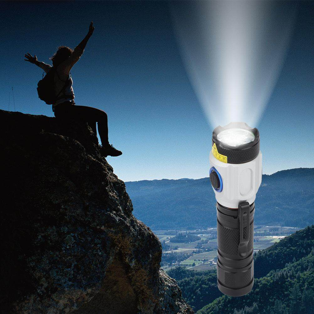 G2X Series High-power LED Flashlight with Tough Body High-lights USB Charging