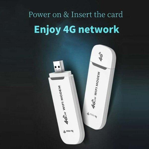 Bảng giá Khe Cắm Thẻ SIM Di Động Cuộc Họp Văn Phòng 4G LTE Tốc Độ Cao 100Mbps Thẻ Mạng Dongle Unlockedht USB Bộ Định Tuyến WiFi Hotspot Router Bộ Chuyển Đổi Modem Điểm Truy Cập Không Dây Phong Vũ