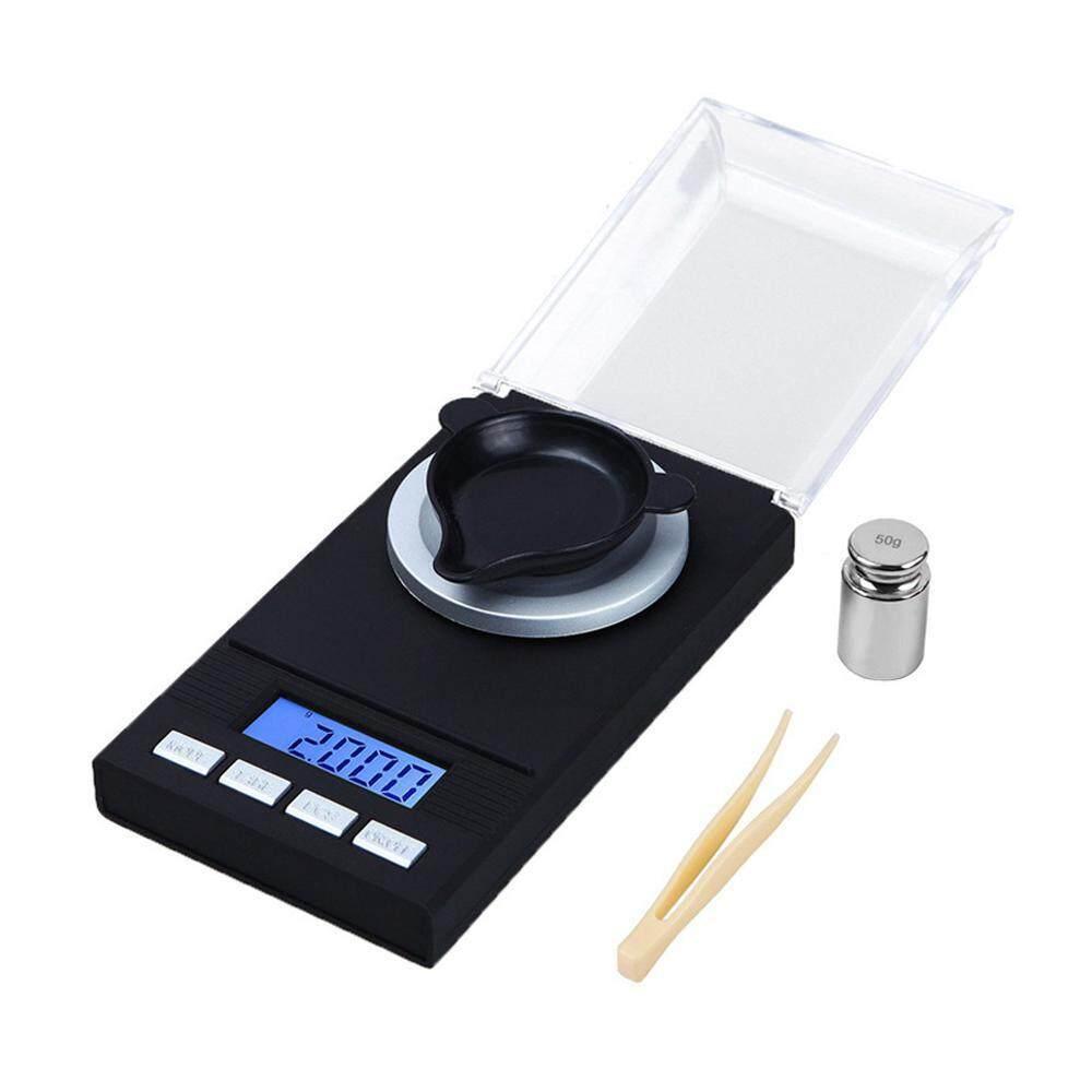 leegoal 200g X 0.01g Mini Digital Scales Jewelry Pocket Balance Weight Gram Large LCD(11.5x6.5x1.7cm)