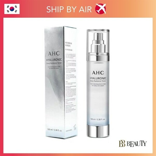 Buy A.H.C Hyaluronic Dewy Radiance Toner 100ml Singapore
