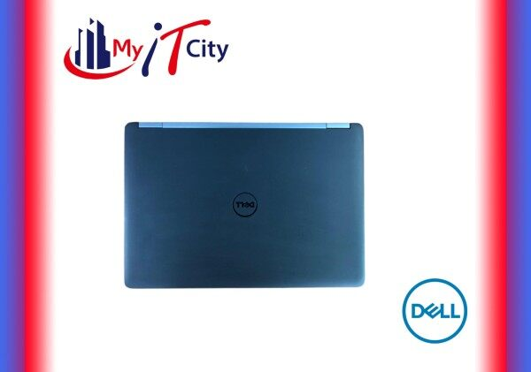 Dell Latitude E7470 Ultrabook - Core i5 / i7 Processor / 8GB RAM / 256GB SSD (Refurbished) Malaysia