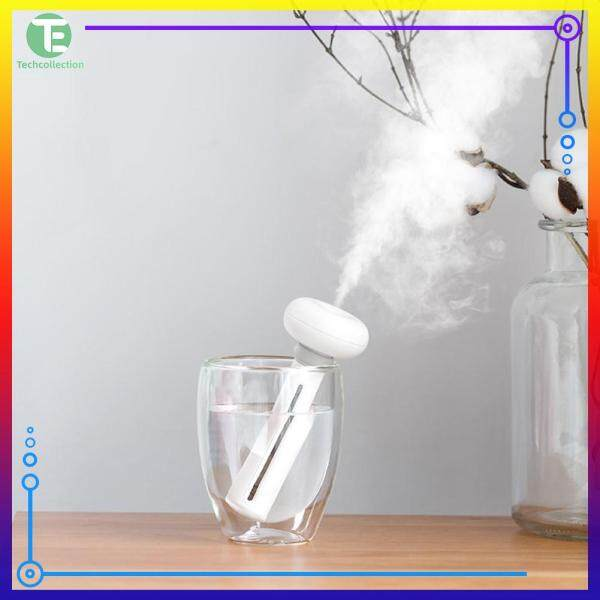 Air Humidifier Portable Mini Mist Maker Bottle Aroma Diffuser with Light for Home Office Car Singapore