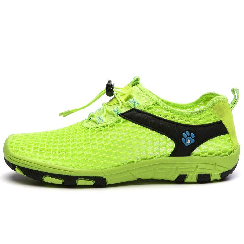 2019 New Large Size Multi-Function Outdoor Shoes Couple Beach Swimming Shoes Upstream Shoes Hiking Wading Shoes By Xingyu Mall.