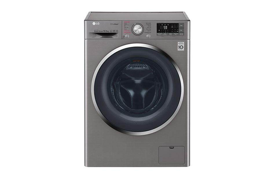 LG FC1450S2E 10.5kg 6 Motion Direct Drive Washing Machine with TrueSteam