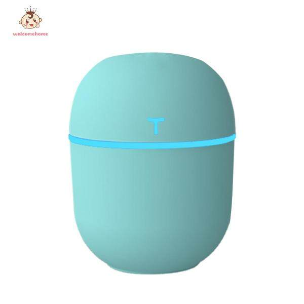 USB Rechargeable 800/500mAh Battery Operated Quiet Mist Maker Car Aromatherapy Oil Diffuser Singapore