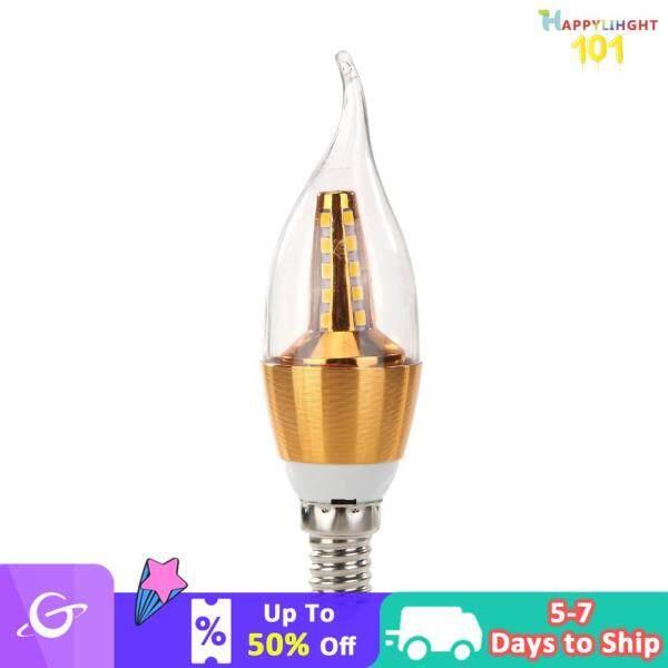Đèn LED E14, Bóng Đèn Ngô 5W 7W 25/35LED Đèn Chùm Nến Chiếu Sáng Gia Đình