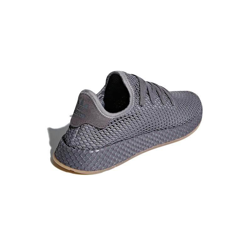 d1a6f48c4 adidas Originals Deerupt Runner Shoes - CQ2627(Grey)/CQ2628(LightGrey)/CQ2629(LightYellow)    Lazada