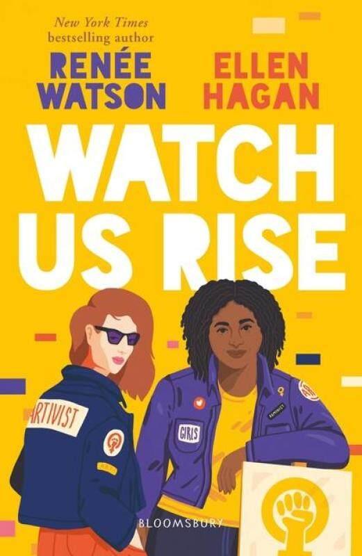 BORDERS Watch Us Rise by Renee Watson, Ellen Hagan (author) Malaysia