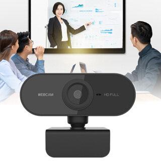 Webcam Kỹ Thuật Số, MIC 1080P Nhận Dạng Tự Động Truyền Ổn Định Độ Nét Cao Camera Máy Tính Dành Cho Teleconference thumbnail