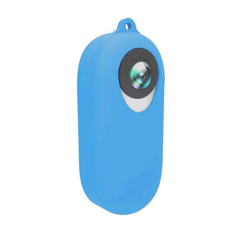 Giá Ốp Lưng Dẻo Silicone Cho Insta360 Đi Ngón Tay Cái Chống Camera, Silicone Dành Cho Thông Minh Ai Chuyển Động Máy Ảnh Máy Ảnh Kỹ Thuật Số