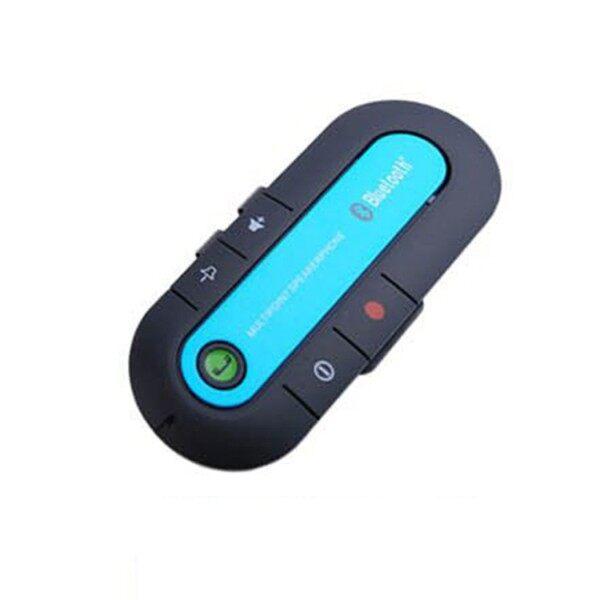 Bộ Thu Phát Nhạc Bluetooth Trên Xe Hơi, Máy Phát FM Tay-Miễn Phí, Dành Cho Tấm Che Nắng