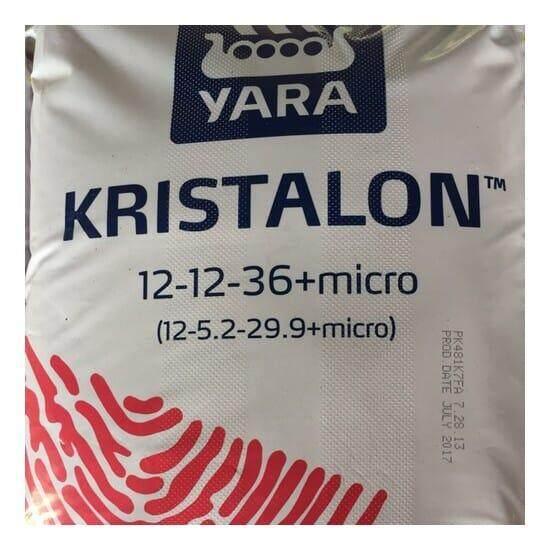 Fruit Fertilizer Kristalon Red 12-12-36+Micro 1kg Special Water Soluble
