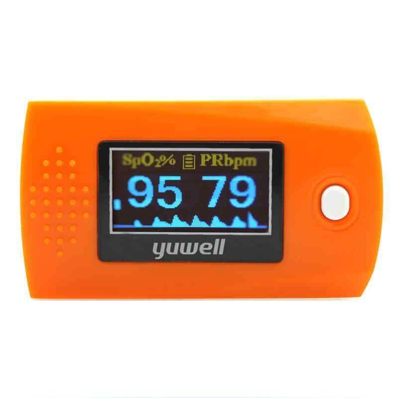 Yuwell Chăm Sóc Sức Khỏe Ngón Tay MÀN HÌNH OLED Pulse Oximeter SPO2 PR Độ Bão Hòa Đồng Hồ Đầu Ngón Tay Màn Hình Di Động Oxy Trong Máu Cam bán chạy