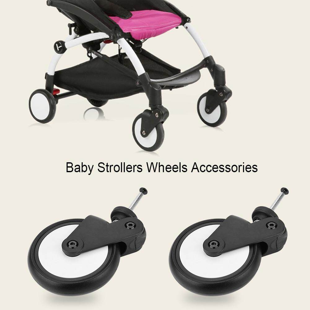 Baby Strollers Rubber Wheels Accessories Yoya Vovo Wheel Kids Carriage with Tools