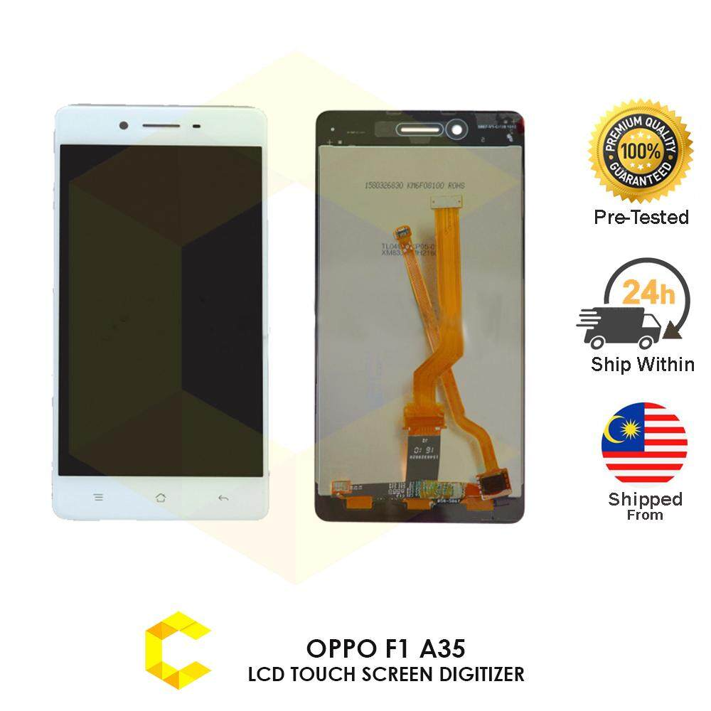 CellCare Oppo F1 A35 LCD Touch Screen Replacement Parts