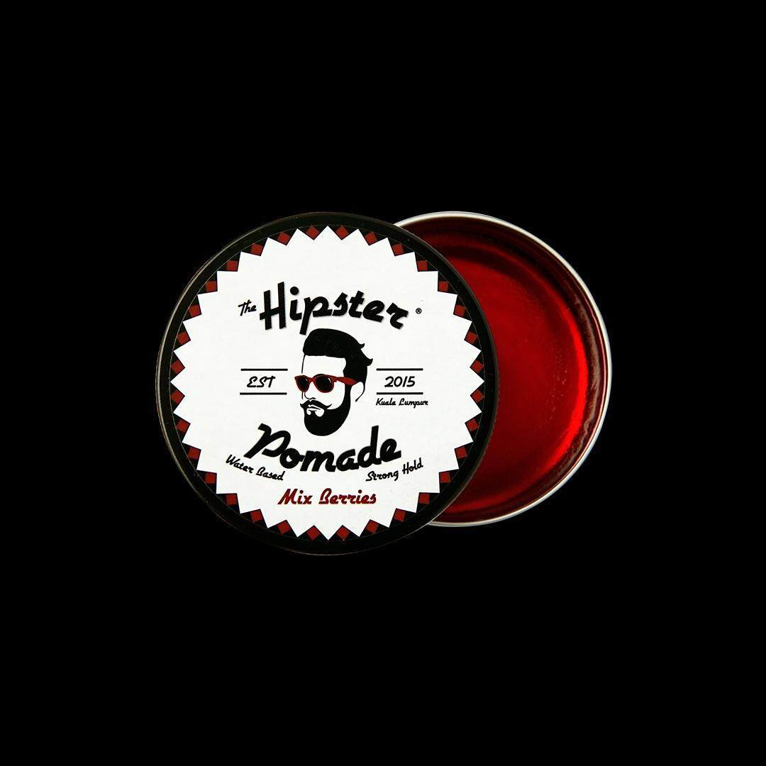 Hipster Pomade (mix Berries) By Infa Pomade City.