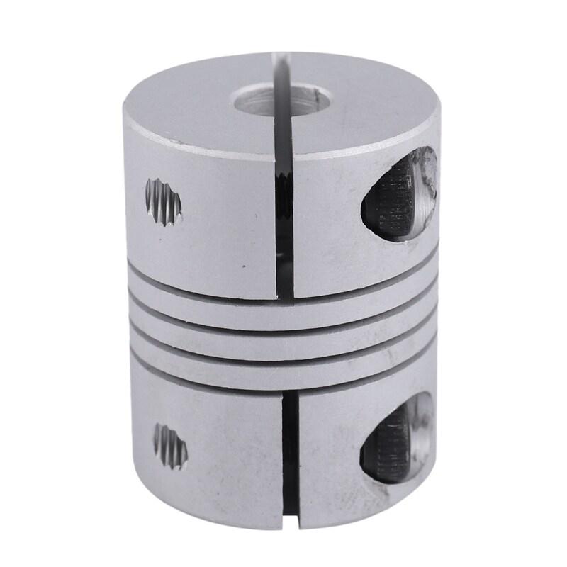 Bảng giá 5mm to 6mm CNC Stepper Motor Shaft Coupling Coupler for Encoder Phong Vũ
