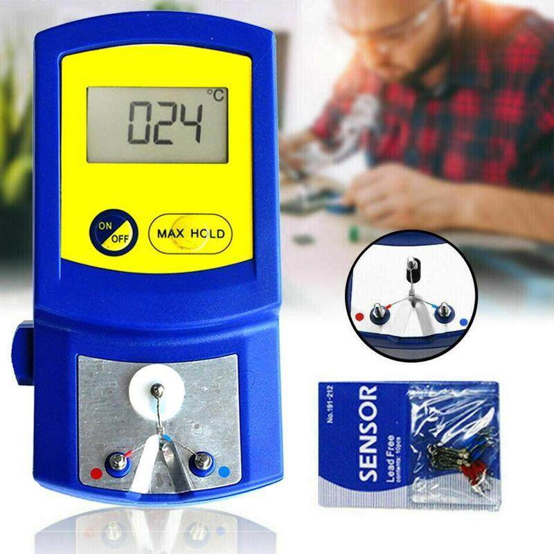 Tip Thermometer FG 100 Soldering Iron Special Single Point Digital Thermometer