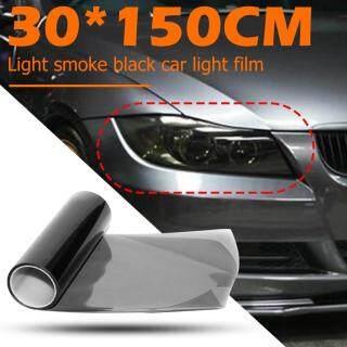 VAKIND Phim dán Vinyl màu đen khói dành cho đèn pha hoặc đèn hậu xe hơi kích thước 30x150cm giá siêu tốt - INTL thumbnail