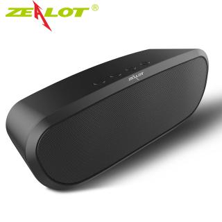 Zealot S9 Loa Bluetooth 5.0 Loa Di Động Hộp Nhạc Loa Mini Không Dây Cho Thẻ Hỗ Trợ TF Tất Cả Điện Thoại Thông Minh, Ổ USB thumbnail